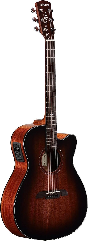Alvarez af66ceshb Artist Serie–Guitarra