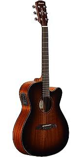 Alvarez AG70WAR - Guitarra acústica profesional con armrest con ...
