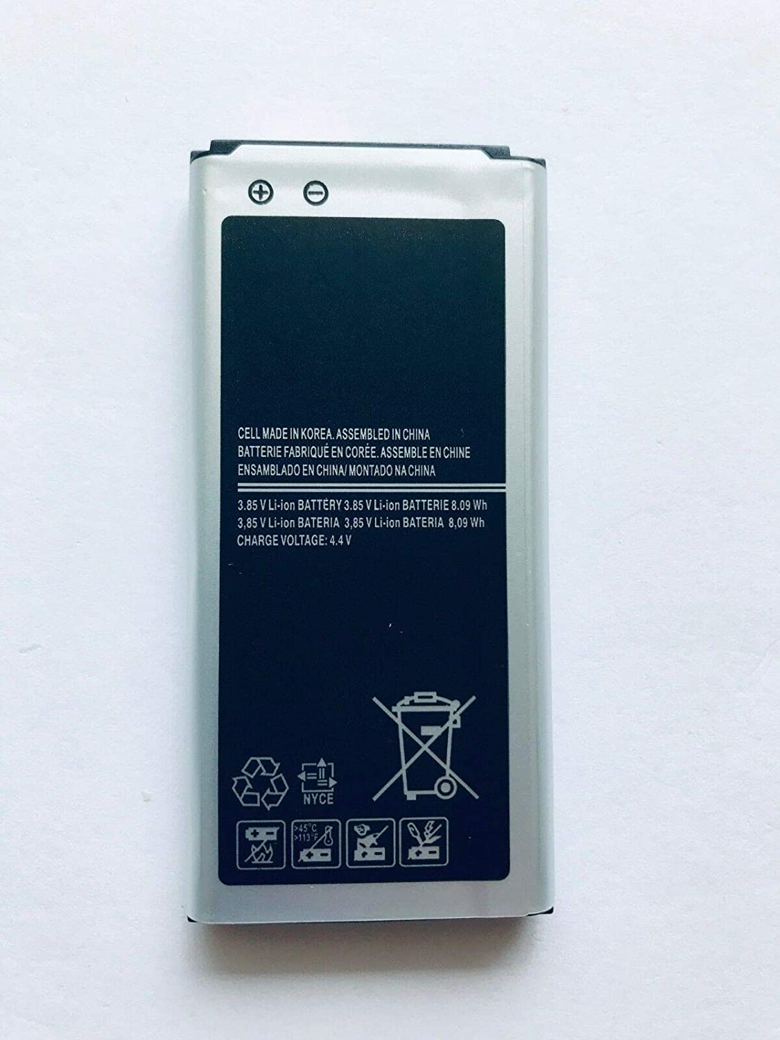 Replacement Battery for Samsung G800 G800A Galaxy S5 Mini SM-G800A G800M G800H G800R4 2100 MAH