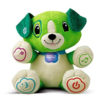 LeapFrog My Pal Stuffed Animal For Kids