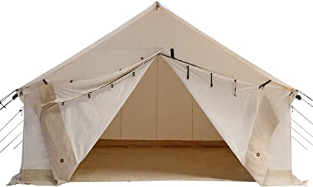 Whiteduck Alpha Canvas 8/10/12/14 Person Wall Tent