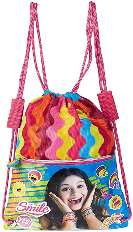 Amazon.com: Soy Luna – 52408 – Pool Bag: Toys & Games