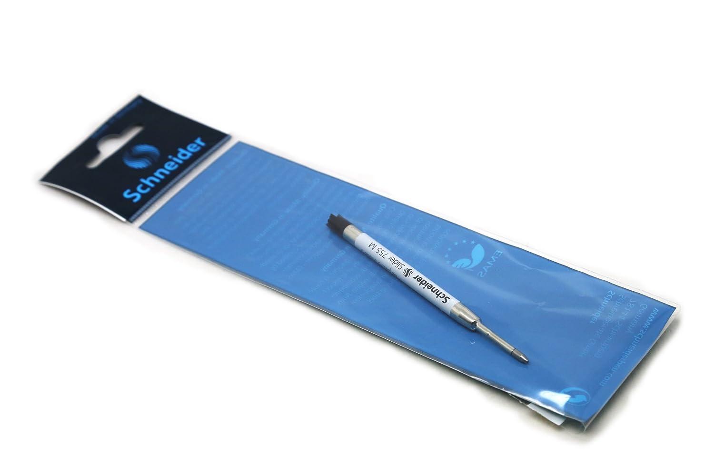 Schneider Slider 744 M - Recambio para bolígrafos, negro ...