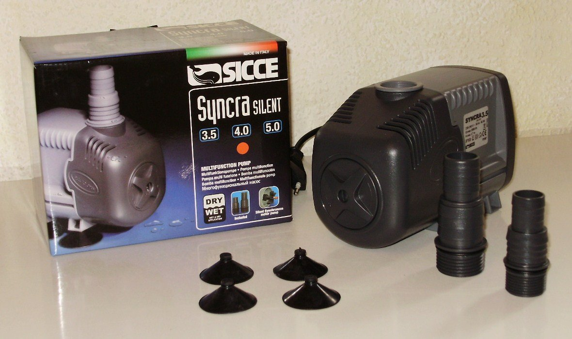 Sicce Syncra Silent 4,0 Kreiselpumpe