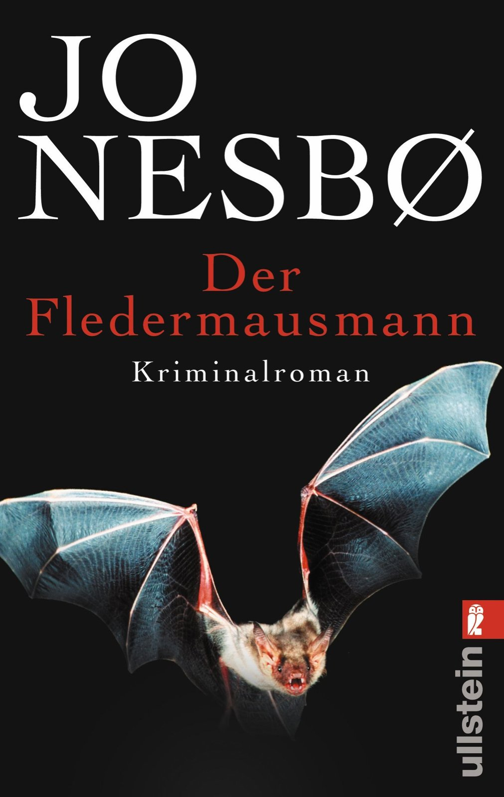 Der Fledermausmann: Harry Holes erster Fall (Ein Harry-Hole-Krimi, Band 1)