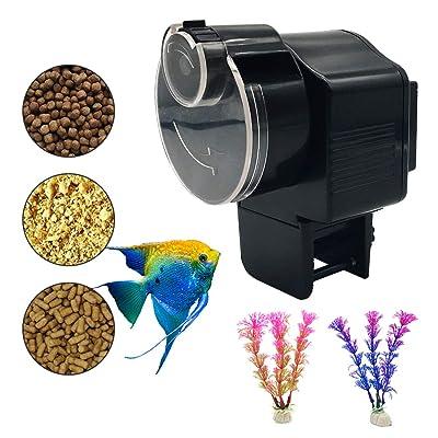 Bnzaq Automatic Fish Tank Feeder