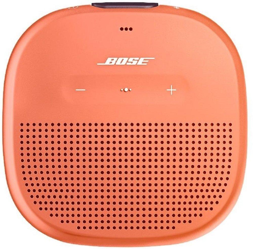 ویکالا · خرید  اصل اورجینال · خرید از آمازون · Bose SoundLink Micro Bluetooth speaker - Bright Orange wekala · ویکالا