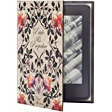 Kindle Paperwhite Case (inc all new 2015 version) Book Cover Style - Pride and Prejudice