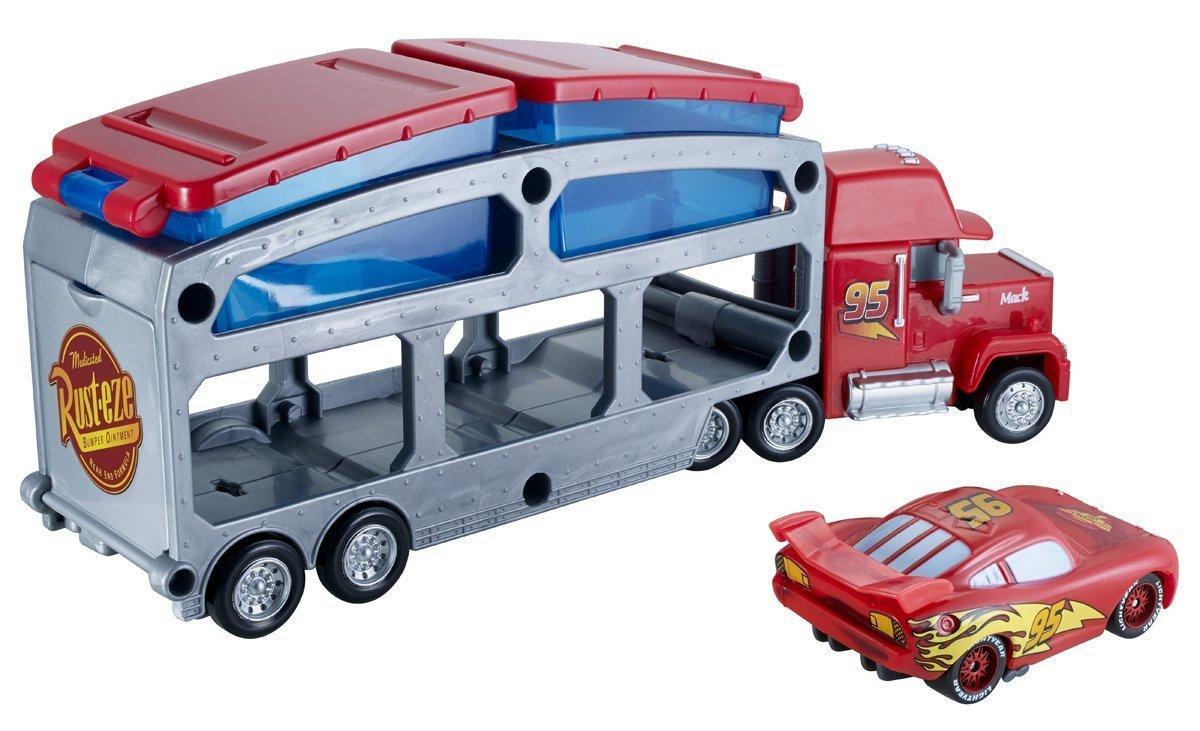 Mattel CKD34 Cars 3-CKD34 Color Change transportador de Coches