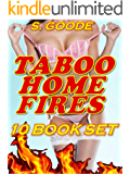 Taboo Home Fires: 10 Sizzling Books