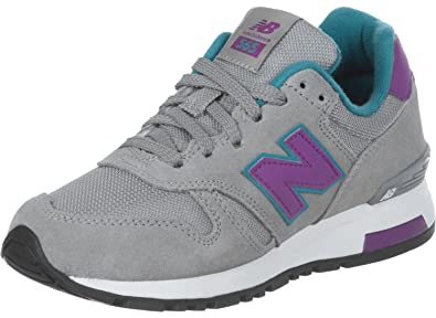 New Balance WL 565 SMP Grey Purple 41  Amazon.co.uk  Shoes   Bags 0e37a762e8492