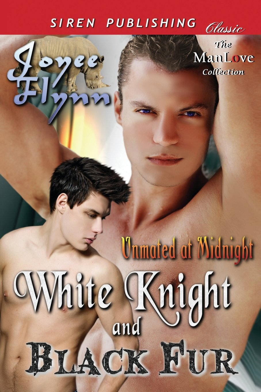 Read Online White Knight and Black Fur [Unmated at Midnight] (Siren Publishing Classic Manlove) ebook