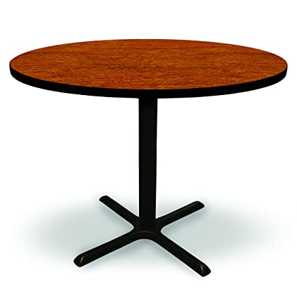 Amazoncom Round Conference Break Room Tall Table Café - Tall conference table