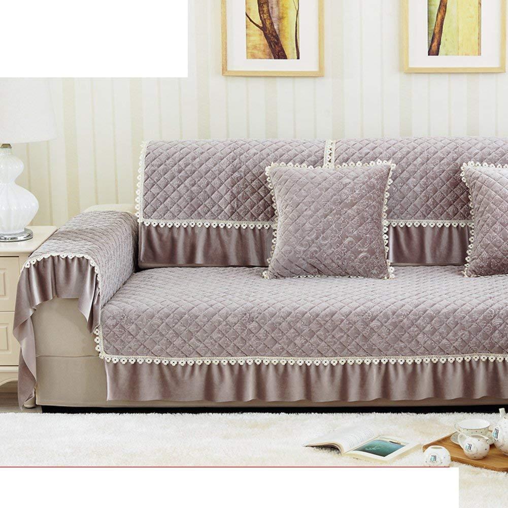 FERZA Home Quattro Stagioni Anti-Slittamento Cuscini per divani ...