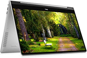 "DELL Inspiron 17 7000 2020 Premium 2in1 Laptop I 17.3"" FHD Touchscreen I Intel 4-core i7-10510U I 16GB RAM 512GB SSD + 1TB HDD I Geforce MX250 2GB Backlit Thunderbolt FP Win10 + Delca Micro SD Card"
