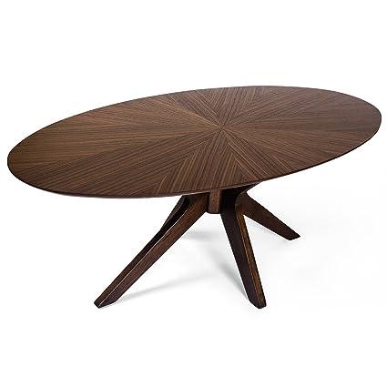 Aeon Furniture Simply Scandinavian Clifford Coffee Table in Walnut