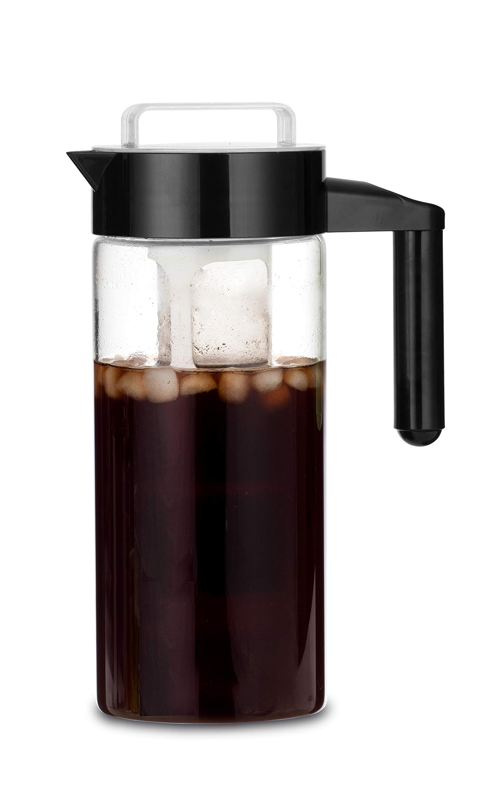 Chefoh Cold Brew Coffee Maker - Iced Tea Maker, Airtight Cold Brew Pitcher & Silicone Handle Made With Material - Reusable Infuser Filter by Chefoh