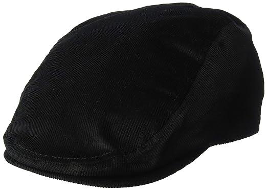 a63d9dfcecd71b Kangol Men's Cord Flat Ivy Cap Hat at Amazon Men's Clothing store: