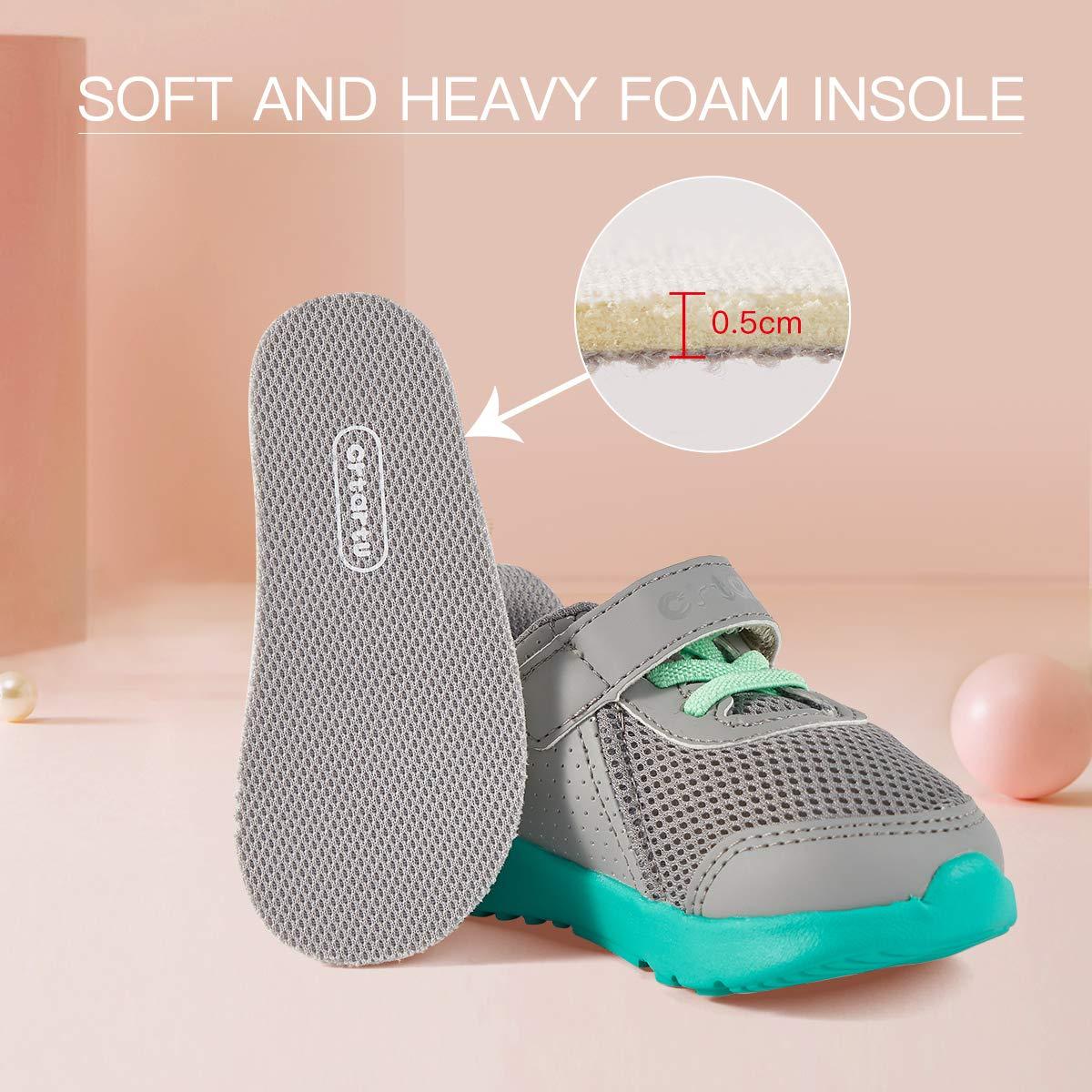 Amazon.com: CRTARTU - Zapatillas de tenis para bebé ...