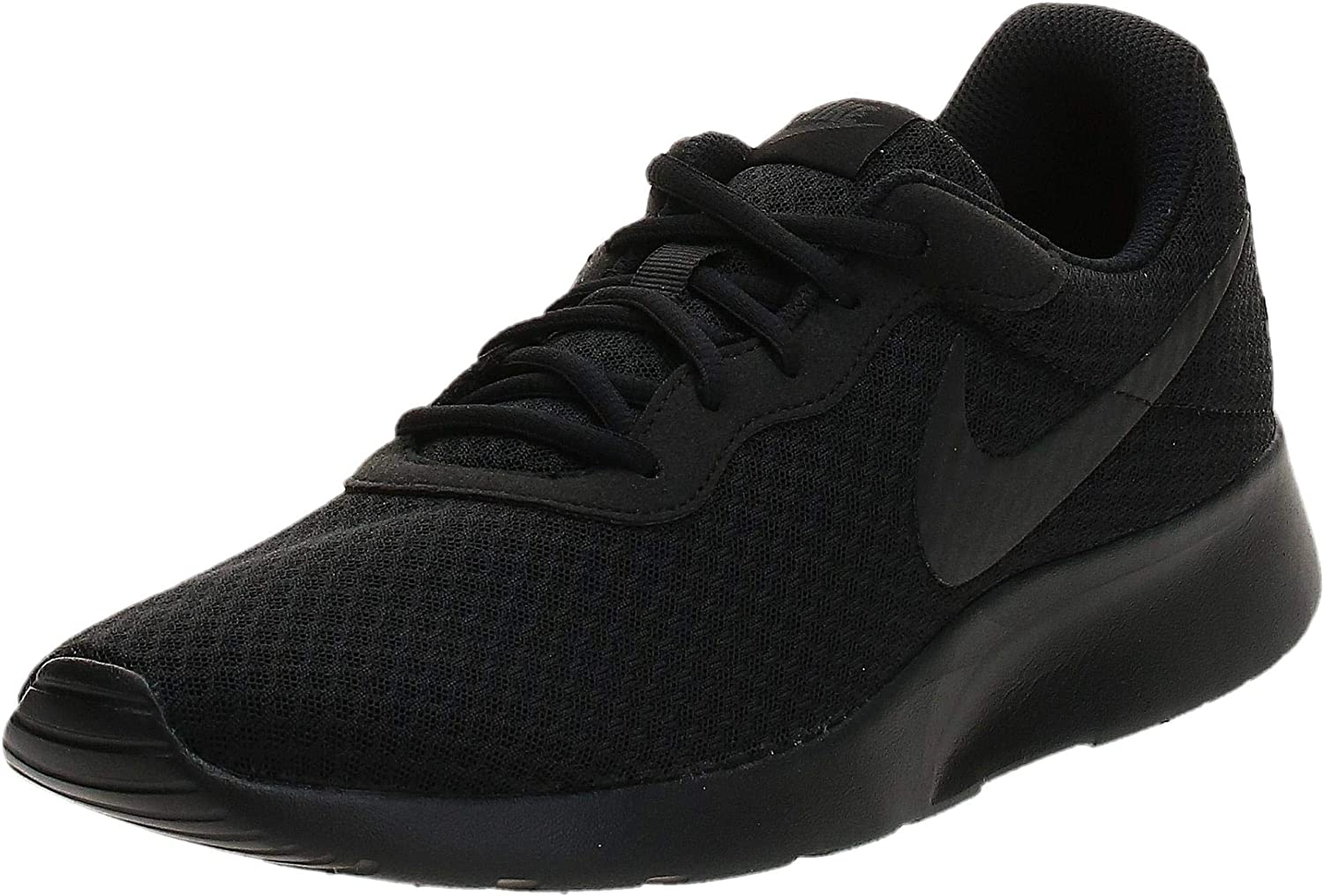 | NIKE Men's Tanjun Sneakers, Breathable Textile Uppers and Comfortable Lightweight Cushioning | Road Running
