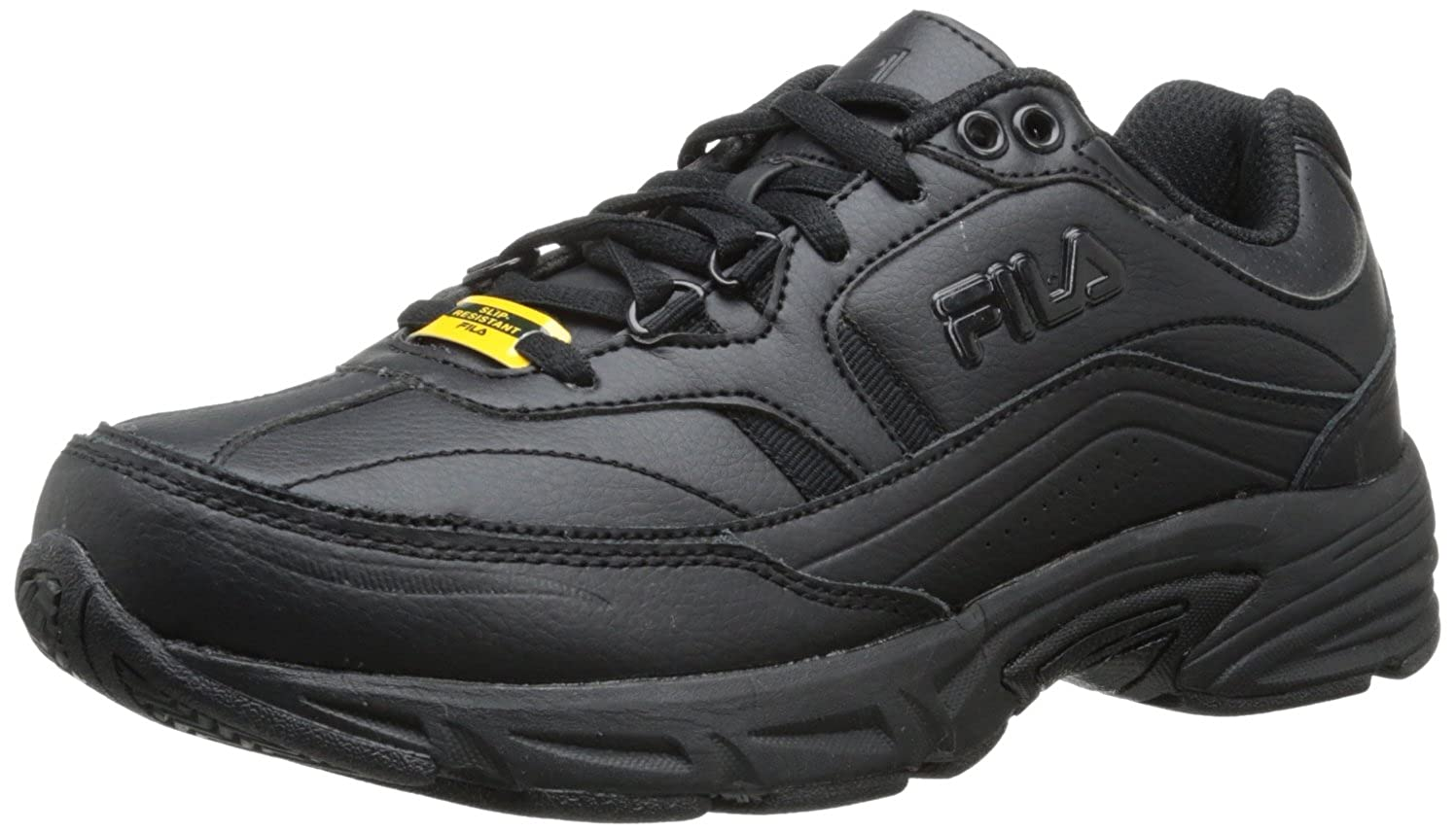 c0991fe8039687 Amazon.com  Fila Women s Memory Workshift Slip Resistant Work Shoe  Shoes