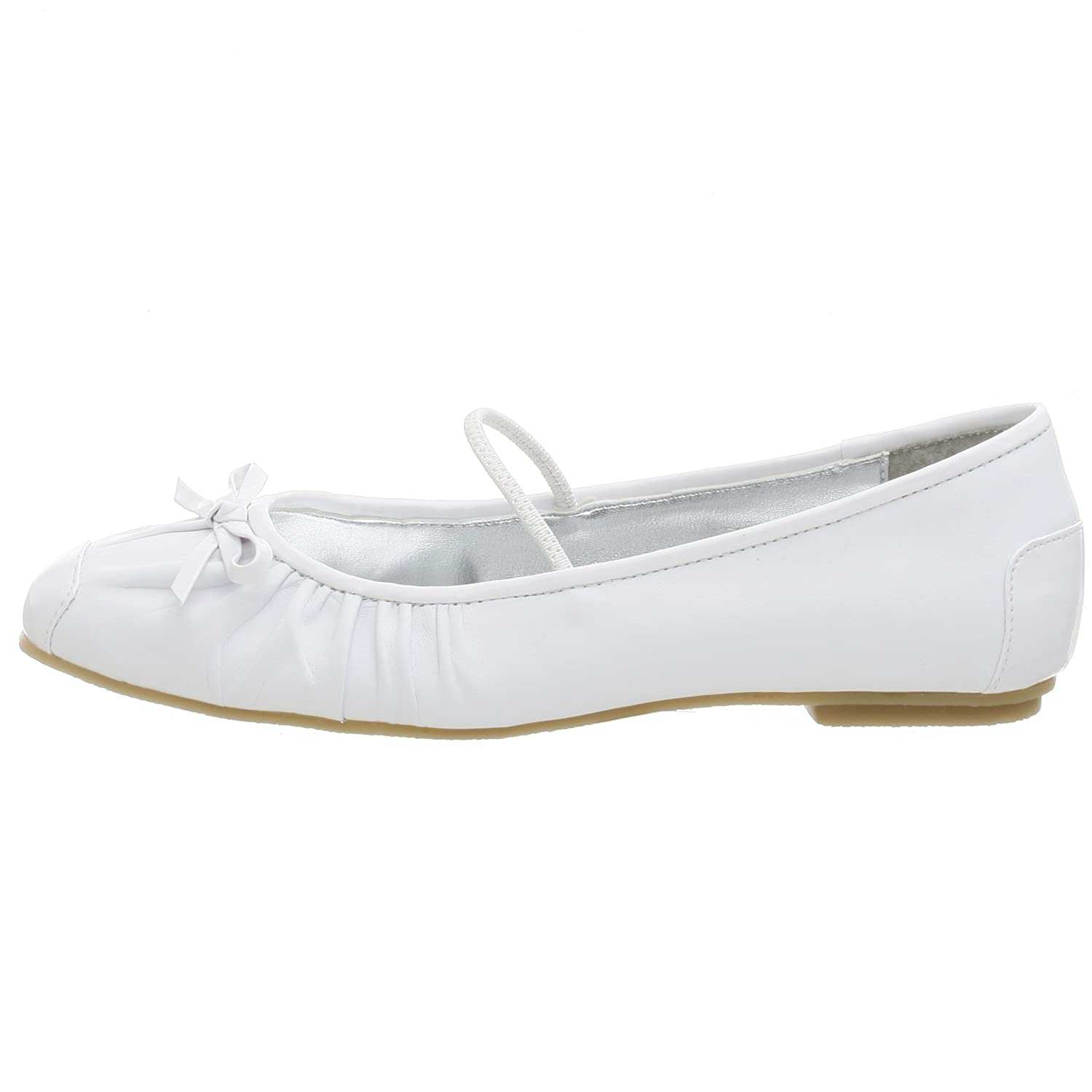 Kenneth Cole REACTION Little Kid//Big Kid Let It Bow Ballet Flat