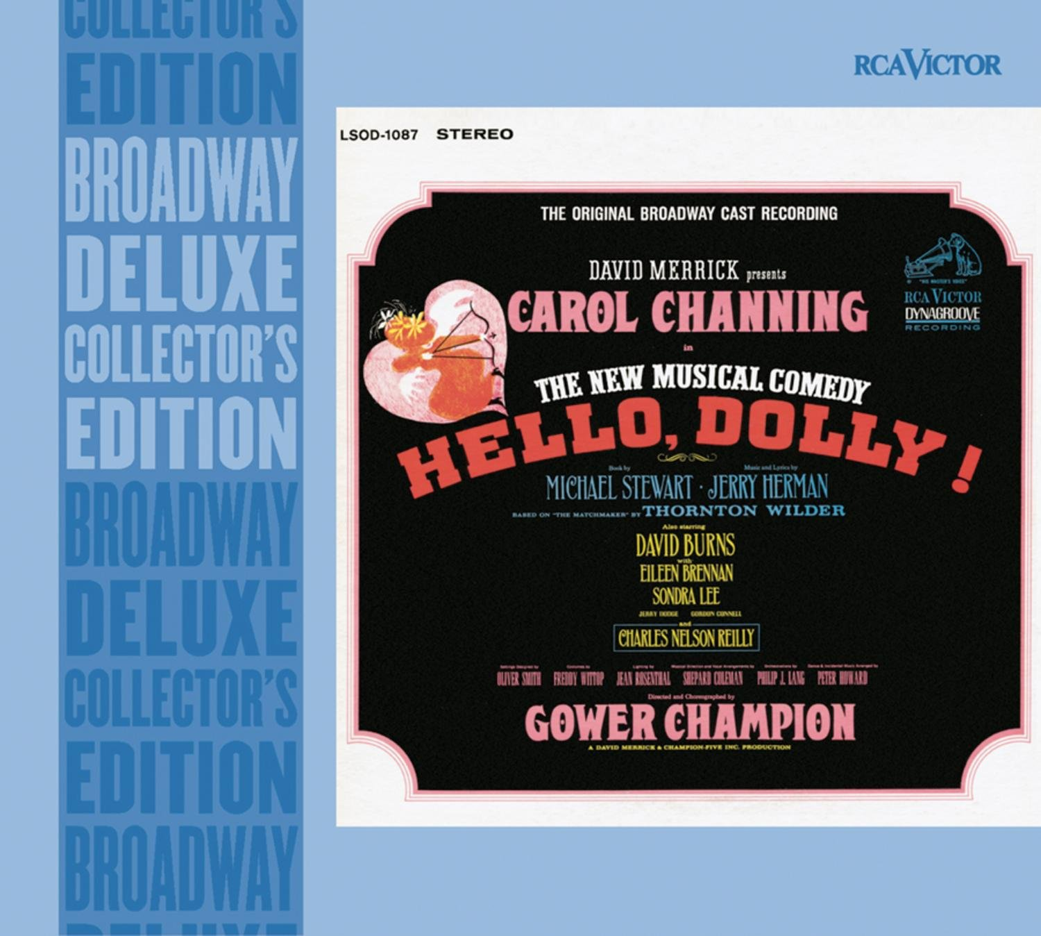 Hello, Dolly! (1964 Original Broadway Cast) (Deluxe Edition) by Masterworks Broadway