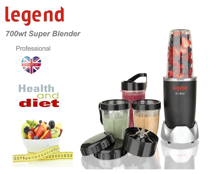 Legend Nutri Tion Mixer 700w Multi Blender Food Processor Juicer