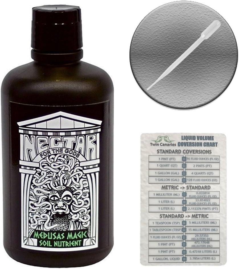 Néctar de los dioses Magic de la Medusa suelo nutrientes + 2 ...