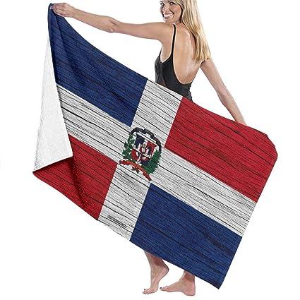 Amazon.com: QWED Flag Dominican Republic Wooden Texture ...