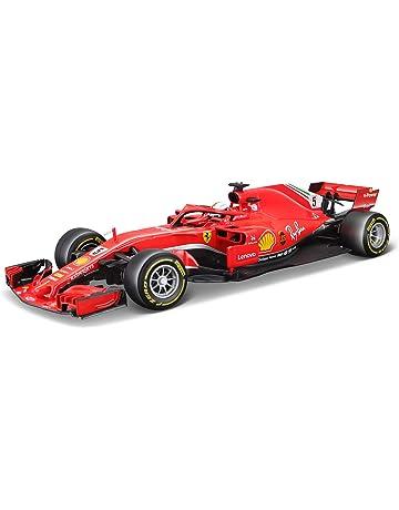 Bburago Ferrari Racing SF71H Formula 1 5 Sebastian Vettel 1/18 Diecast Model Car
