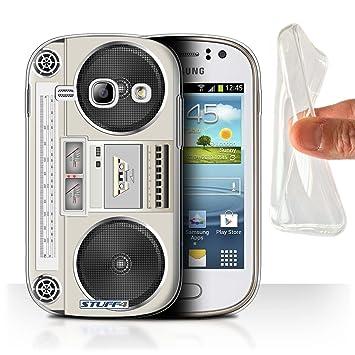 Stuff4® Phone Case/Cover/Skin/sgf-la50 de GC/Retro Tech Collection ...