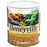 Chicken Flavored Textured Vegetable Protein TVP - 2.5 Pound Can