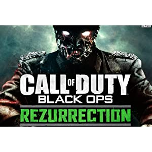 CGRundertow CALL OF DUTY BLACK OPS: REZURRECTION MAP PACK ... on black ops zombies map pack, black ops 2 origins map pack, call of duty black ops zombies pack,