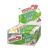 HIGH5 Recovery Bar 25x50g - Banana & Vanilla