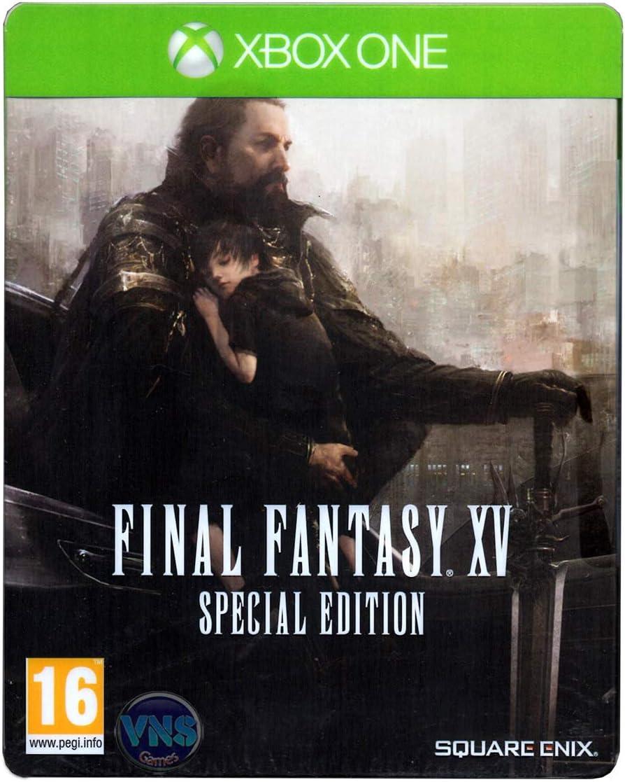 Final Fantasy XV Special Edition Xbox One Game: Amazon.es: Videojuegos