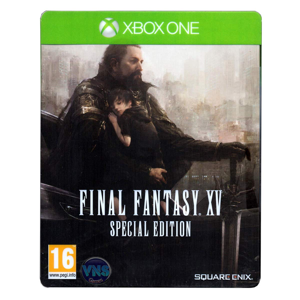 Final Fantasy XV - Special Edition