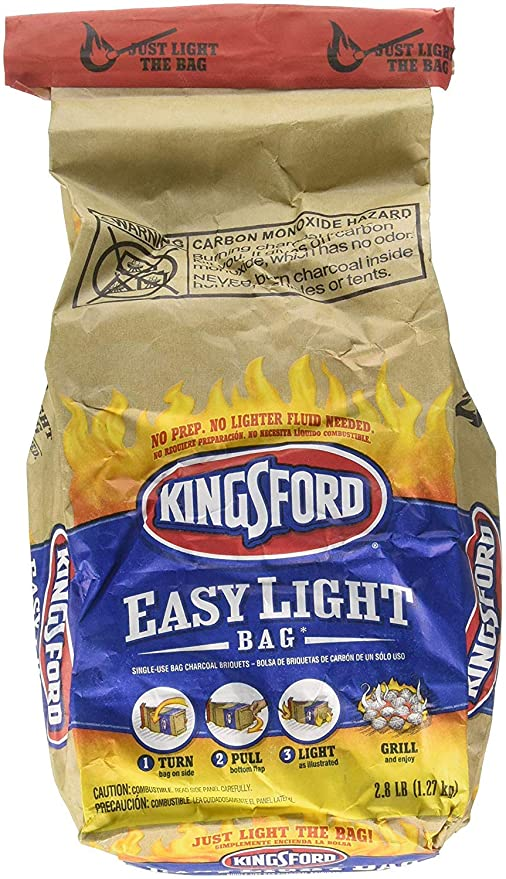 Kingsford Charcoal Briquettes – The Long-Lasting Charcoal Briquettes