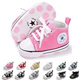 ENERCAKE Baby Boys Girls Canvas Shoes Basic