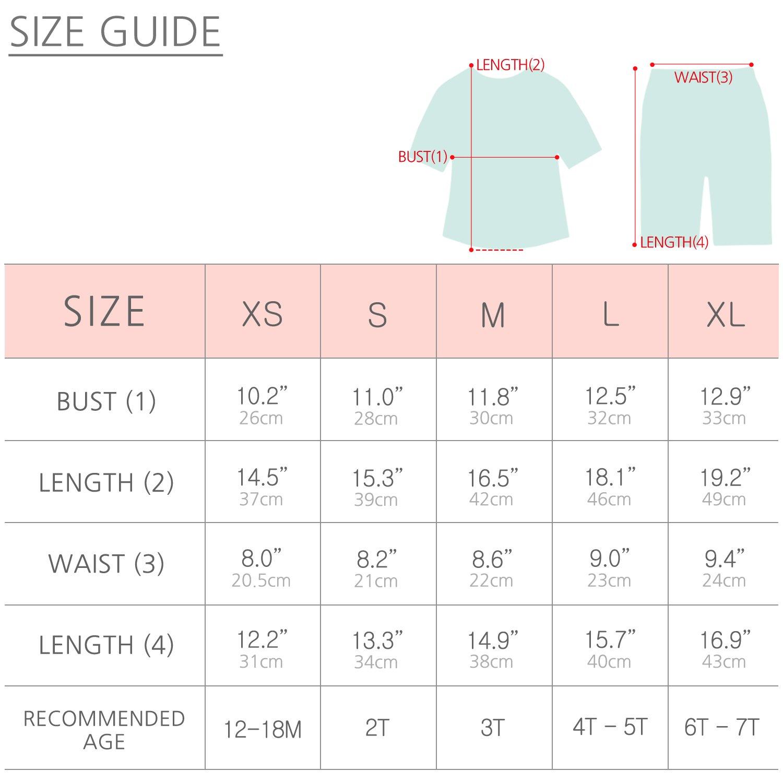 Vaenait baby 12M-7T Girls 3//4 Sleeve Raglan Top and Shorts 2pcs Set Vroom Penguin