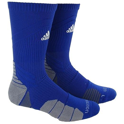 76d77a3aec adidas Traxion Menace Football/Basketball Crew Socks