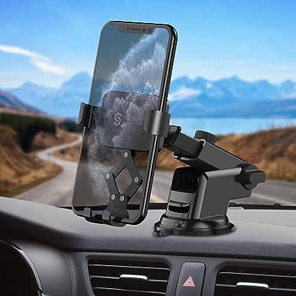 kompatibel mit iPhone Handyhalterung f/ür das Auto Huawei GPS Syncwire Magnetische Handyhalterung f/ür das Auto Xiaomi Samsung OnePlus und mehr 360/° verstellbare KFZ-Armaturenbretthalterung