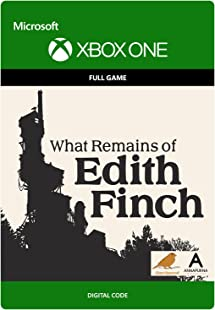 What Remains of Edith Finch | Xbox One - Download Code: Amazon co uk