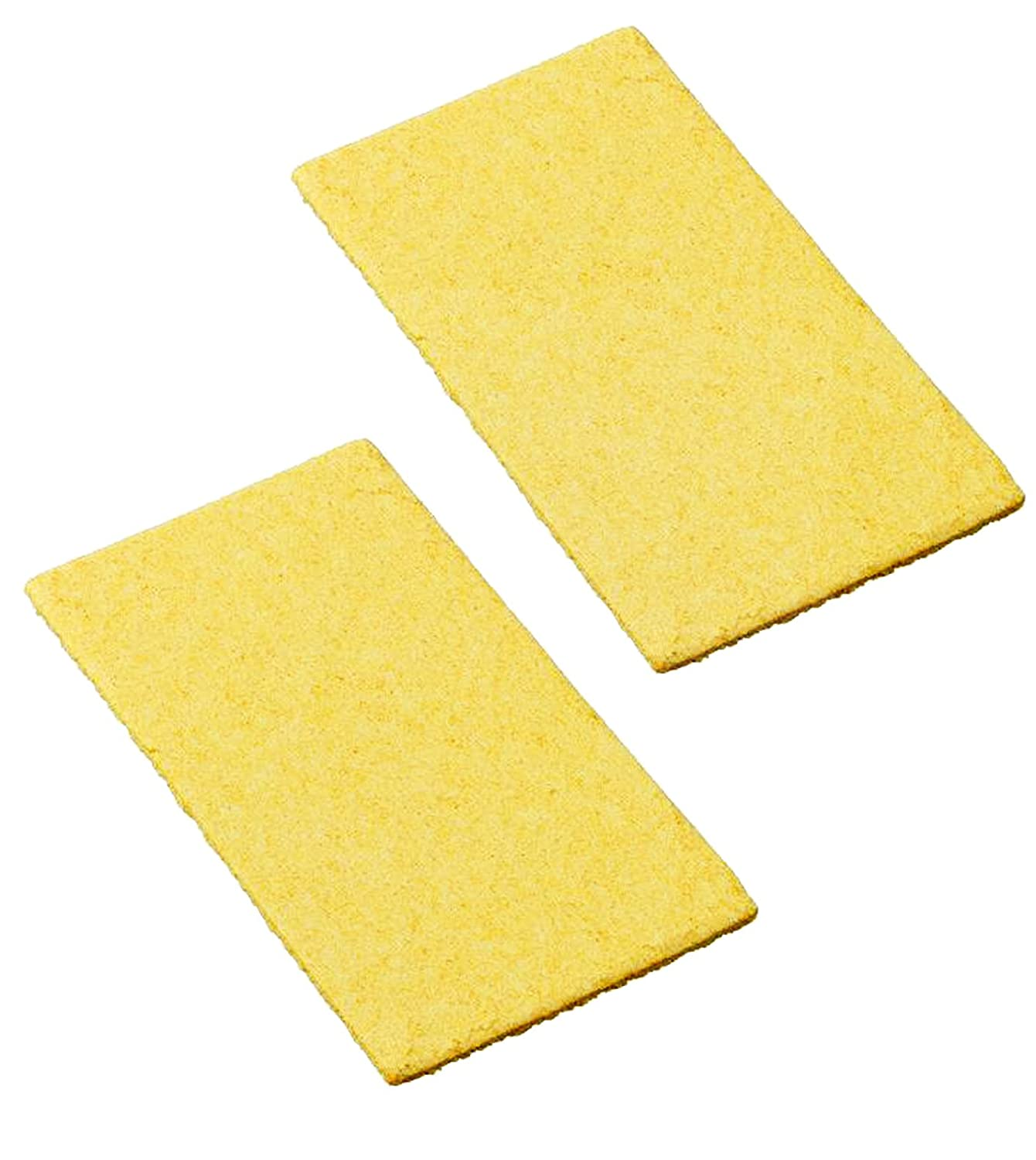 Weller WCC104 PACK OF 2 Solder Tip Cleaning Sponge for WLC100 WLC200 4.00 L x 2.25 W 101.6mm x 57.2mm