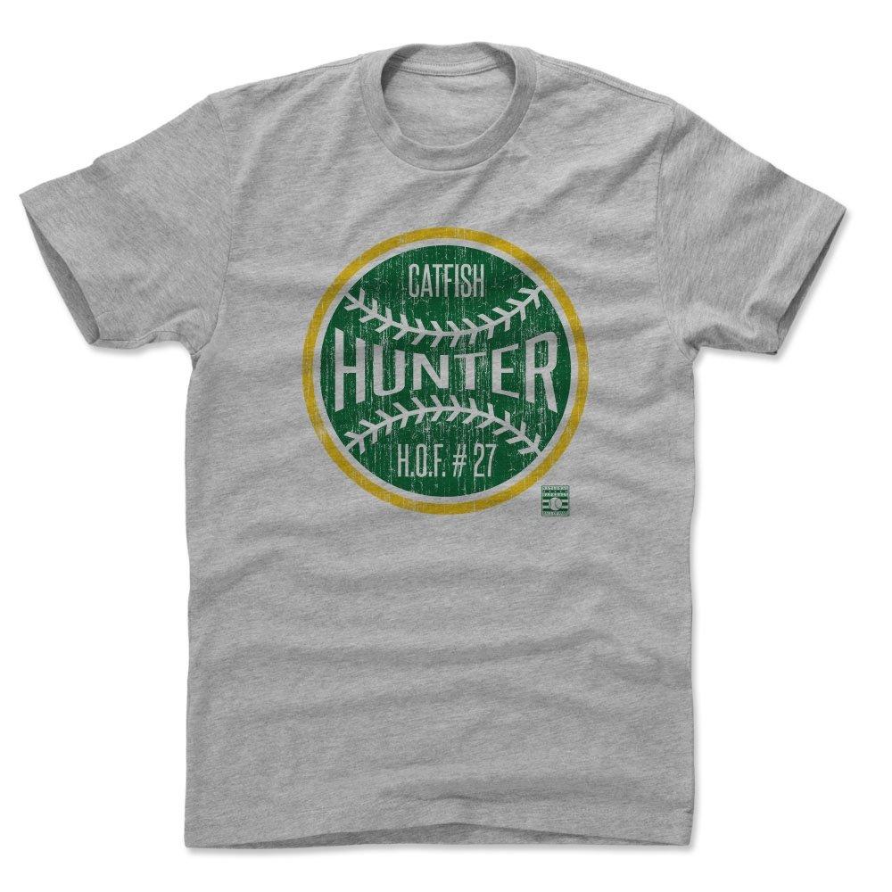 Catfish Hunter Shirt Vintage Oakland Baseball S Apparel Catfish Hunter Ball