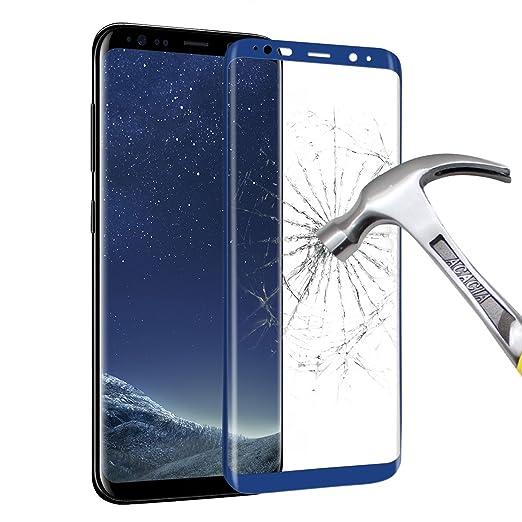 43 opinioni per Galaxy S8 Plus Pellicola Protettiva, Vitutech Pellicola Vetro Temperato Galaxy