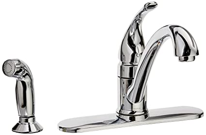moen ca87480 kitchen faucet with side spray from the torrance rh amazon com