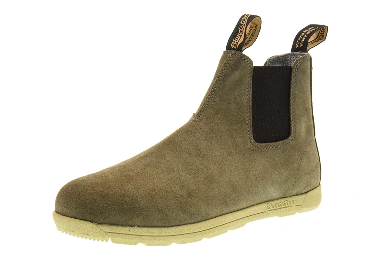 Blundstone Herren Schuhe beatles 1483 grau  7|beige