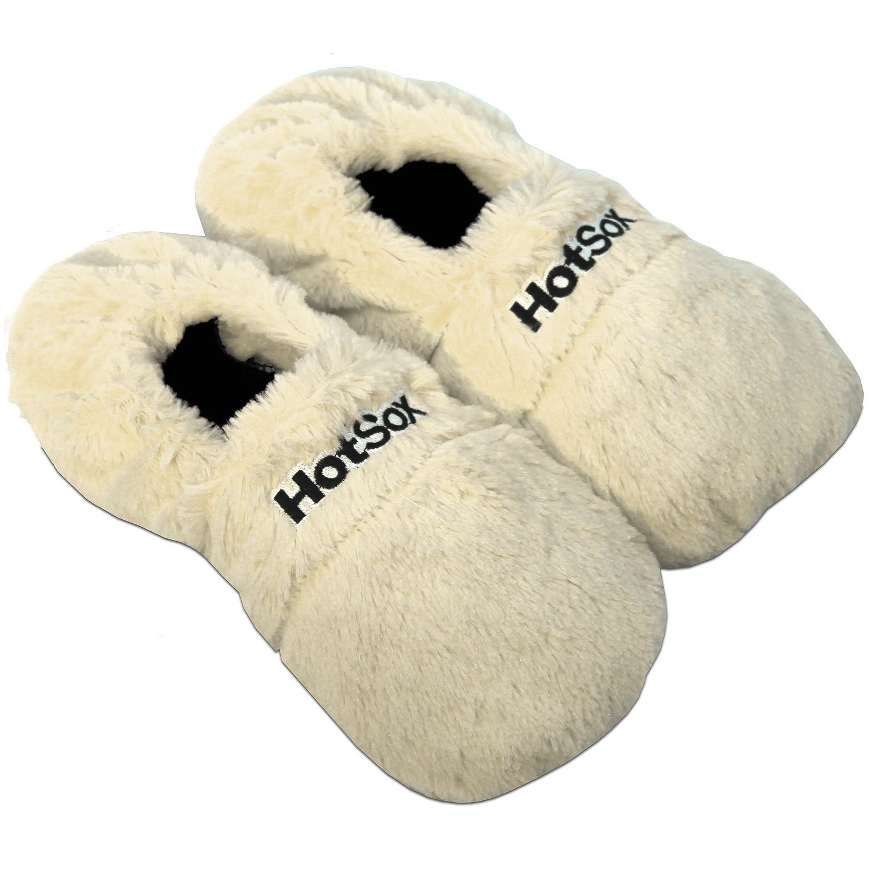 Original Hot Sox Supersoft aufheizbare Pantoffeln Wärmehausschuhe ...