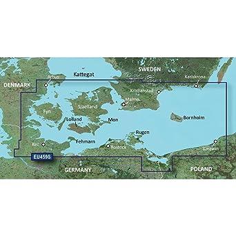 Garmin BlueChart g2 - Software de navegación (DE, DK, PL): Amazon ...